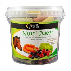Horse Master Nutri Sweet Treats Triple Flavour 1 kg